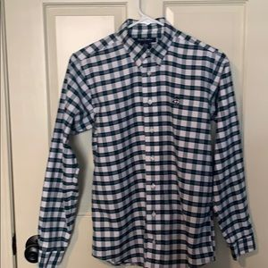 Boys Brooks Brothers button down shirt